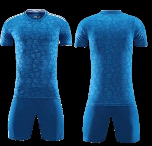 תלבושת כחולה ים  דמוי יובנטוס