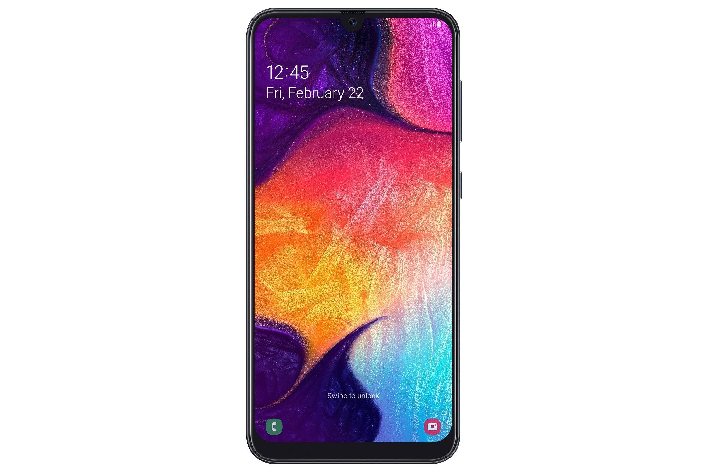 טלפון סלולרי Samsung Galaxy A50 SM-A505F 128GB סמסונג