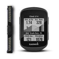 מחשב רכיבה Garmin Edge 130 Plus HR Bundle