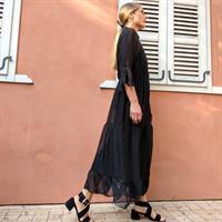 שמלת ALINA שחורה