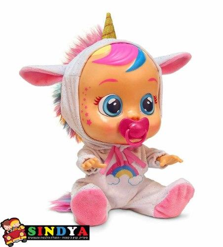 תינוקות בוכים חולמים על צעצועי IMC חד קרן 99180