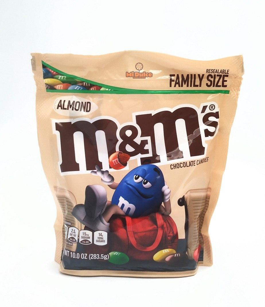 m&m's Almond מארז משפחתי!