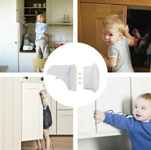 InfantLock© - מנעולי בטיחות לילדים