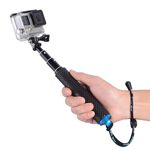 מוט סלפי טלסקופי למצלמות אקסטרים GoPro