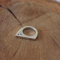 טבעת שפיץ מכופתרת