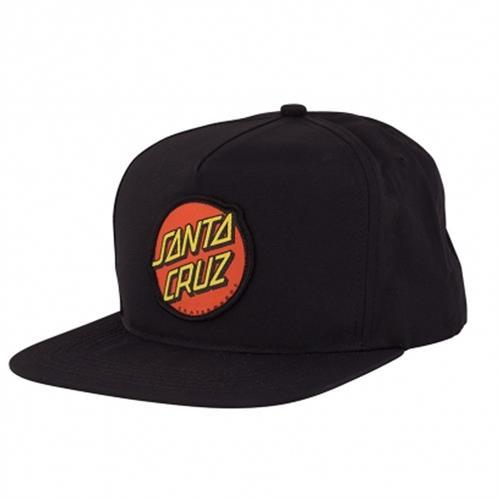 SANTA CRUZ CLASSIC SNAPBACK MID PROFILE HAT