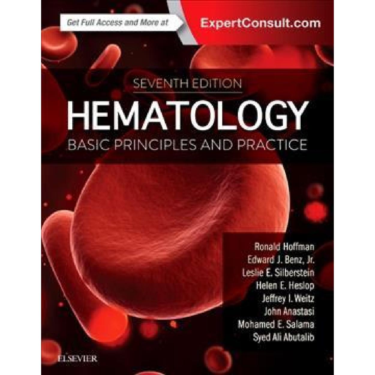 Hematology : Basic Principles and Practice