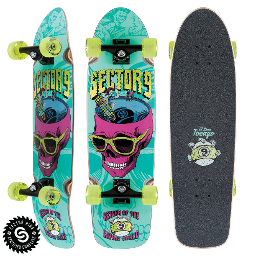 Sector9 RETURN OF SHRED