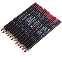 מארז 12 יח' עפרונות תוחמי שפתיים