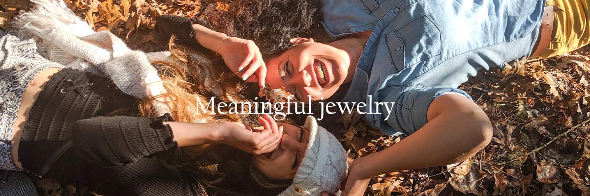 תכשיטים עם משמעות - Dahari - wear your story