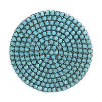 טבעת כסף משובצת אבני זרקון כחולות RG5600   תכשיטי כסף 925   טבעות כסף