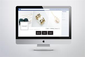 עיצוב דף פייסבוק מקצועי