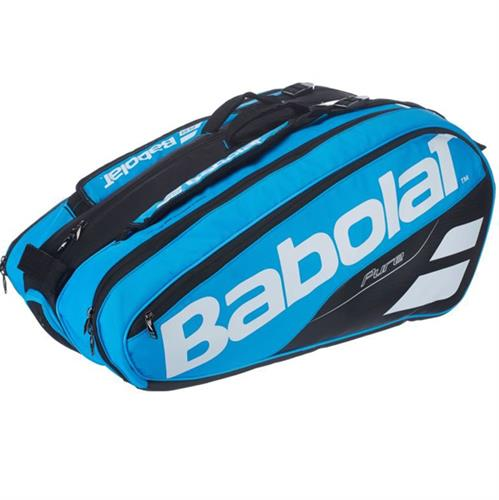 Babolat Pure Drive Racquet Holder x12 Blue/Black תיק טניס
