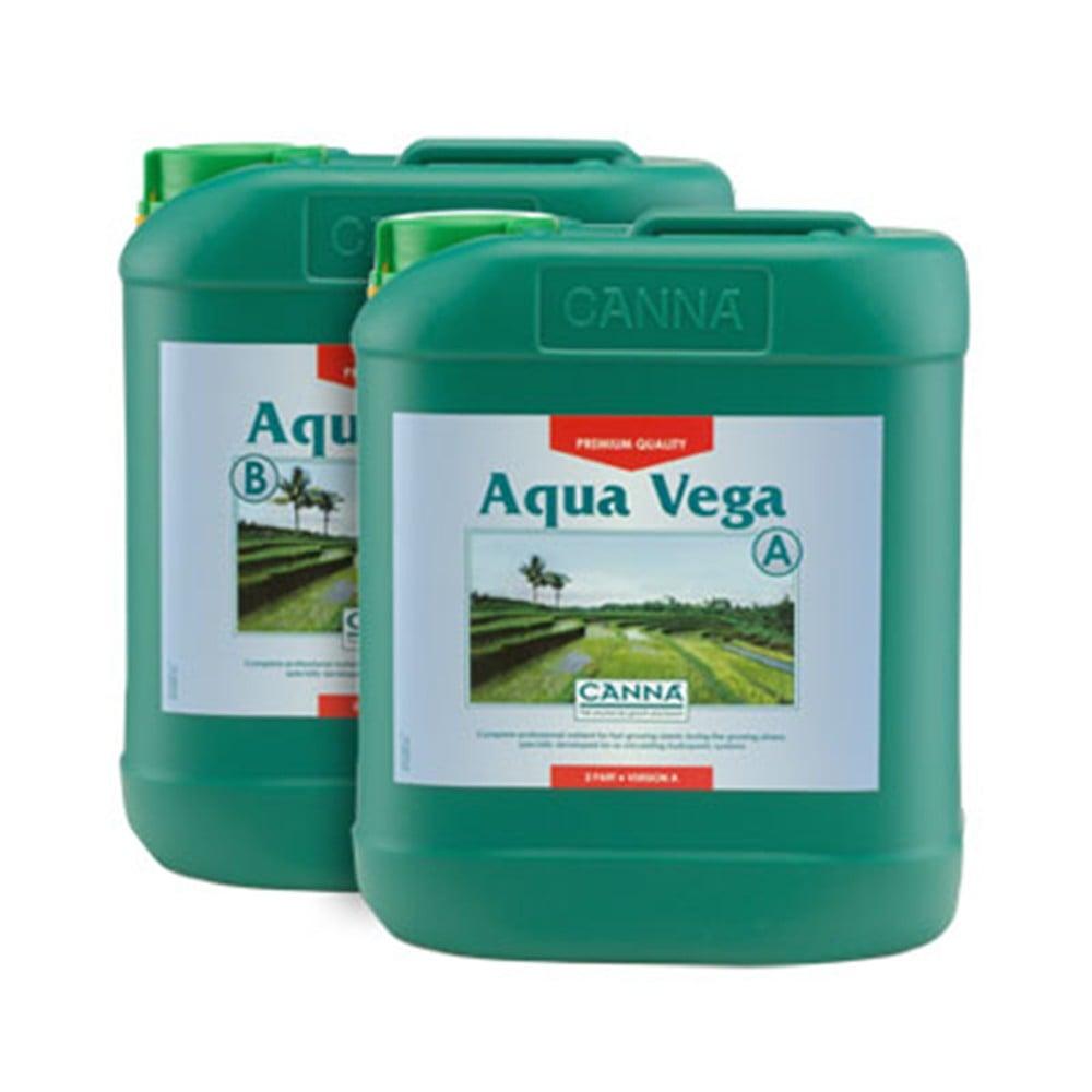Canna Aqua Vega A B 5 Liter