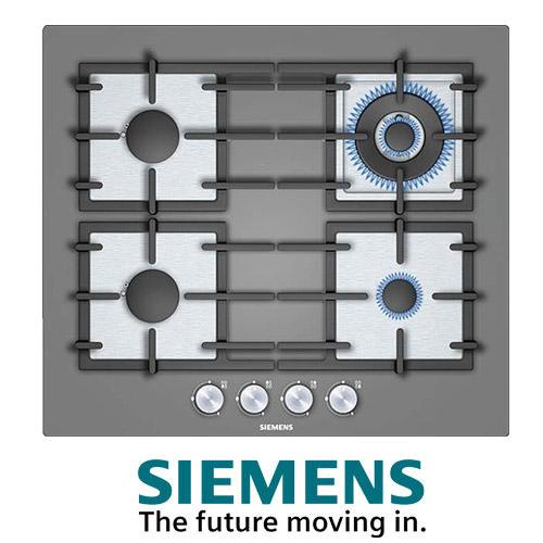 כיריים גז 4 להבות זכוכית Siemens EP618HB91Y
