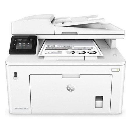 מדפסת משולבת HP LaserJet Pro MFP M227FDW
