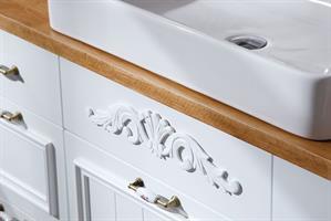 ארון אמבטיה עומד דגם קרוליינה CAROLINA