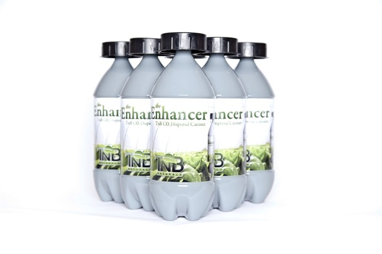 פחמן דו חמצי Co2 The Enhancer TNB