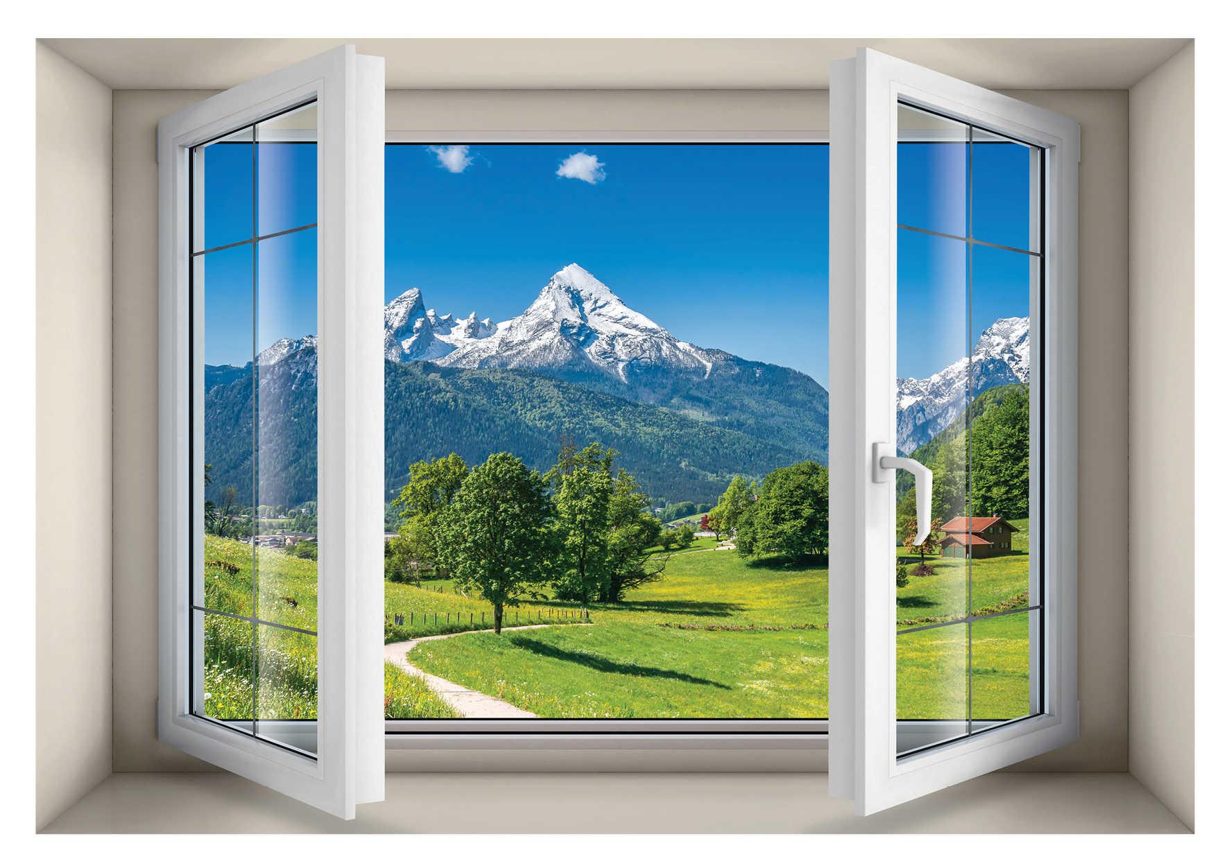 חלון בנישה דגם 5014