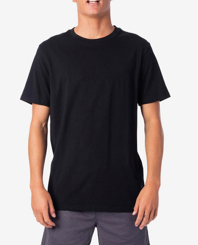 RIP CURL PLAIN WASH TEE B