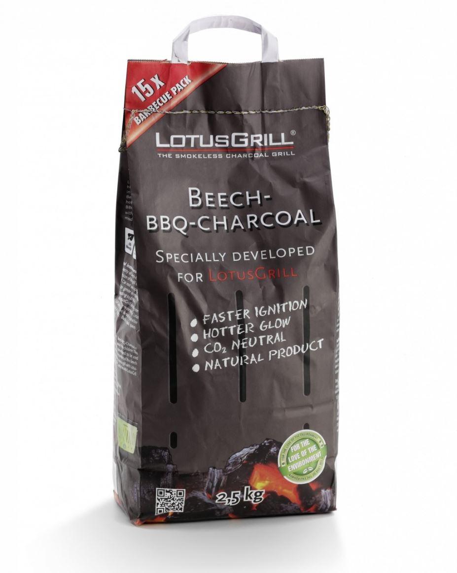 פחמי איכות לוטוס 2.5 קג