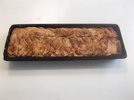 עוגת תפוחים וקינמון (פס)
