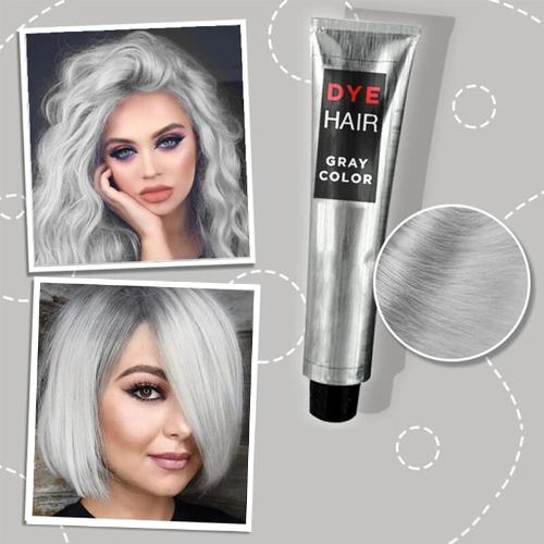 צבע סילבר לשיער – S.G.Hair