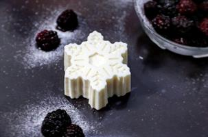 סבון פתיתי שלג