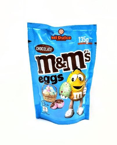 ביצי שוקולד M&M's,מארז מוגדל!
