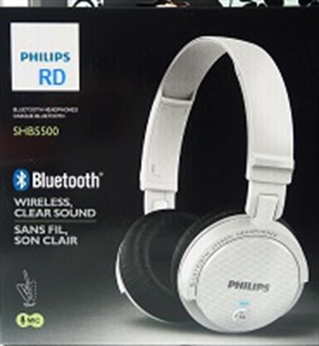 אוזניות Philips SHB5500 Bluetooth פיליפס