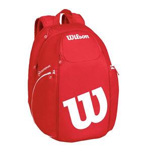 תיק גב   Wilson Vancouver BackPack אדום/לבן