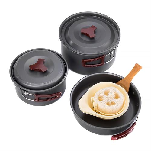NATURE HIKE Cookware 3
