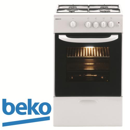 beko תנור משולב צר דגם: CSS-42011DW