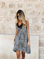 שמלת זואי תחרה