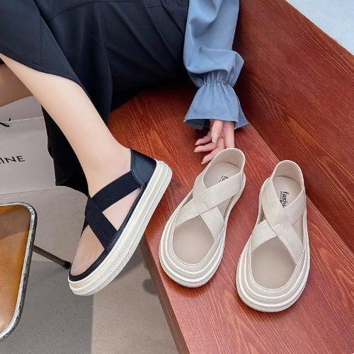 נעלי X גמישות