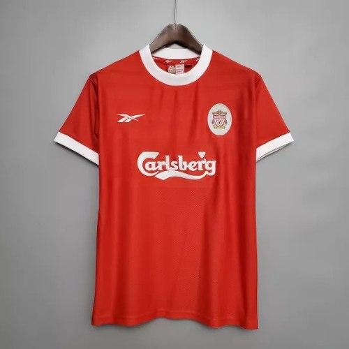 חולצת עבר ליברפול בית 1998