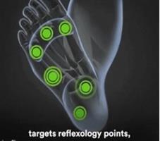 כדור רפלקסולוגיה להקלה על שרירי הגוף