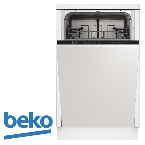מדיח כלים צר Beko DIS15010