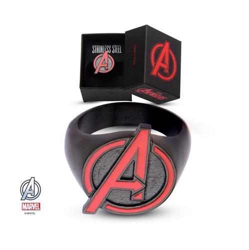 טבעת הנוקמים פלדת אל-חלד MARVEL לגברים / נשים