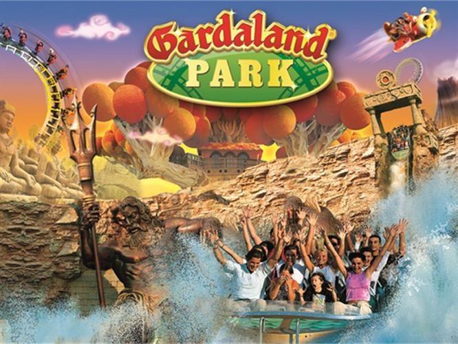 פארק השעשועים גארדלנד Gardaland