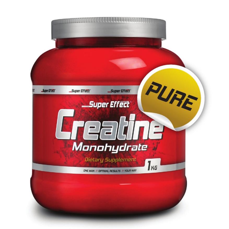 קריאטין מונוהידראט - Creatine Monohydrate Super Effect