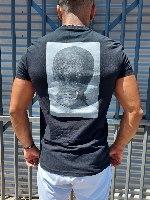 גברים | T-AKASHI BACK BLACK