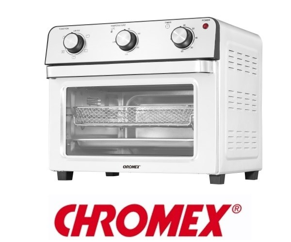 CHROMEX טוסטר אובן גדול במיוחד לבן דגם TF2527