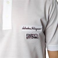 חולצה פולו Salvatore Ferragamo לגברים