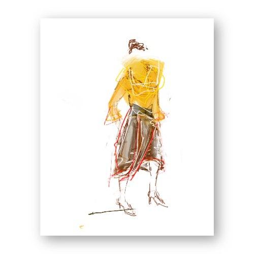 איור אופנה #22