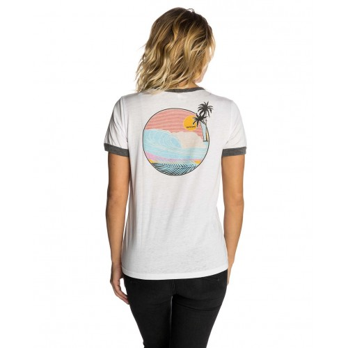 RIP CURL BACKSIDE TEE