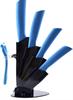 כחול - סט סכיני שף מקצועיים