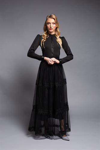 שמלת קלאסיק קוטור