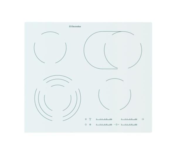 כיריים Electrolux EHF 6547 IOW