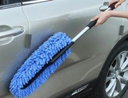 מברשת סיבים מיקרופייבר לניקוי הרכב
